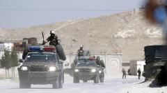 Атентатор самоубиец удари конвой на НАТО в Афганистан