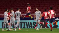 Атлетико (Мадрид) с шампионски обрат в Ла Лига