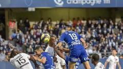 ПСЖ потегли с победа над Троа с Филип Кръстев като резерва