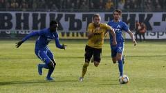 Левски форсира преговорите с основен футболист