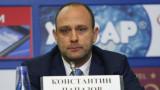 Константин Папазов ще може да използва Станимир Маринов срещу Черно море