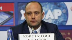 Константин Папазов: Искам да се класираме за финал, след това ще играем с който се падне