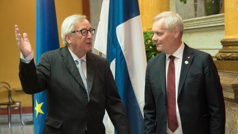 Юнкер: Номинирането на Лайен за шеф на ЕК не беше много прозрачно