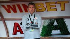 Белчев: Инфарктен двубой, но победата е заслужена