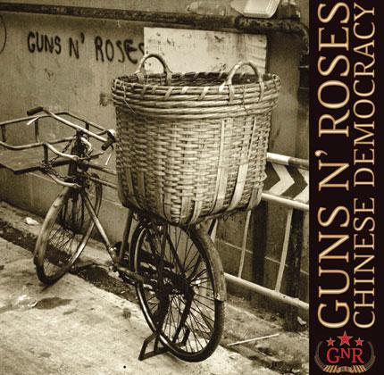 Guns N' Roses разбиват класациите
