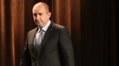 Президентът Радев назначи служебното правителство