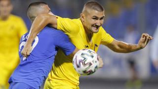 Мартин Петков блести с два гола за Левски U19
