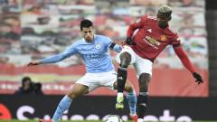 """Прокобата на полуфиналите за Юнайтед продължава, Ман Сити си подсигури финал за """"Карабао Къп"""" срещу Тотнъм"""