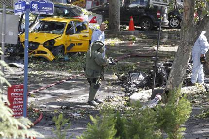 """""""Ислямска армия"""" в Сирия се обяви в подкрепа на Анкара срещу тероризма"""