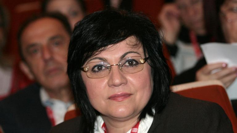 Корнелия Нинова е новият лидер на БСП