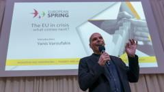 Остри критики срещу Варуфакис за кандидатурата му за евродепутат в Германия