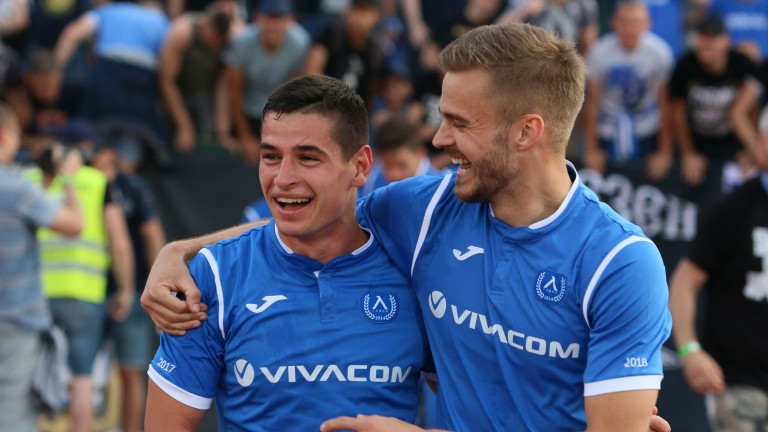 Иван Горанов: Най-хубавото във футбола е, че има утре