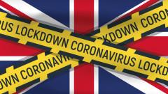 БВП на Великобритания се срина с 20.4% през април