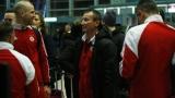 ЦСКА-София потегли към Испания
