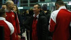 """Сняг, дъжд и """"червен"""" полет към Испания на летище """"София"""""""