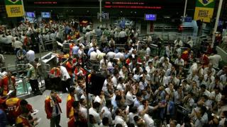 Масови загуби на борсите в Латинска Америка