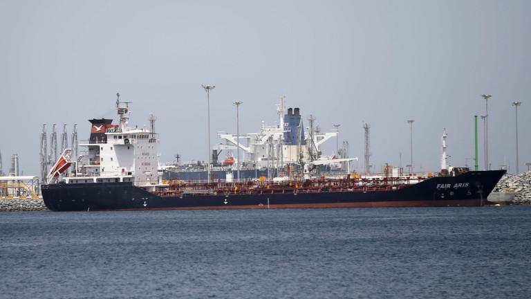 Саудитска Арабия обяви, че два саудитски петролни танкера са сред