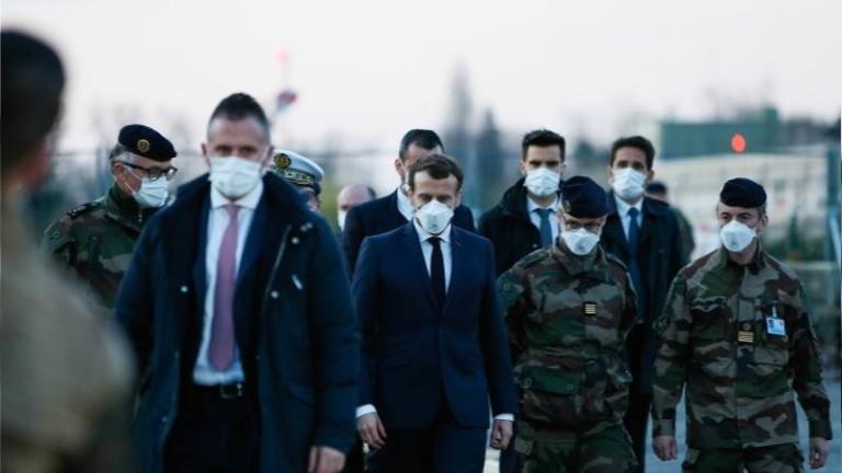 Франция изтегля всичките си войски от Ирак заради COVID-19