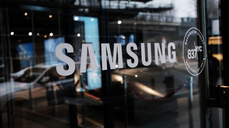 Samsung печели най-много от проблемите на Huawei