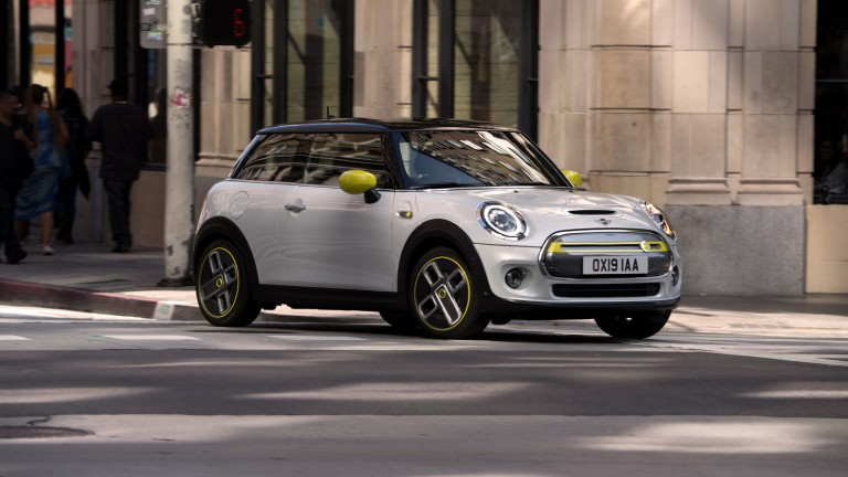 Първото електрическо Mini на BMW AG ще излезе на улиците