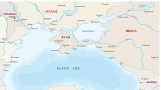 Украинско-американски военни учения в Черно море