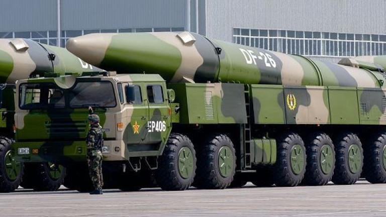 Пентагонът: Китай завършва създаването на надеждна ядрена триада