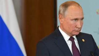 Руските официозни канали скриха дислайковете под речта на Путин