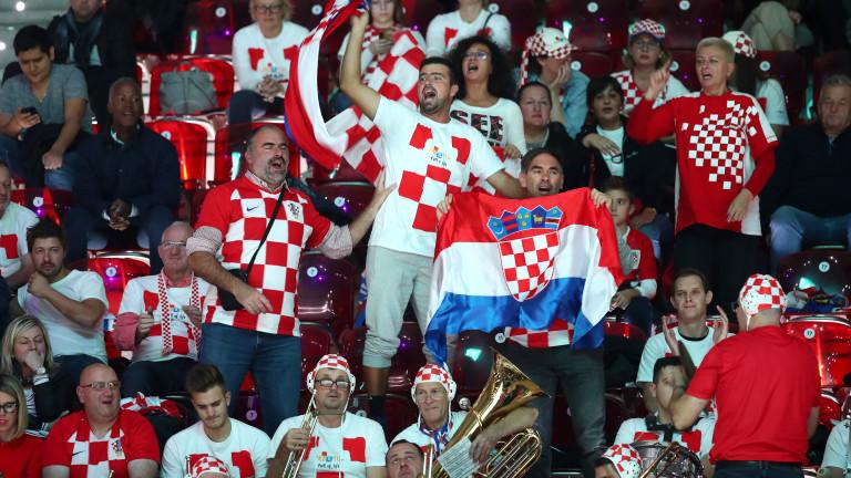 Хърватското правителство предприе специални мерки, за да подпомогне спорта в