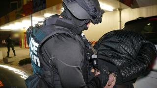 Спецакция на ГДБОП завърши с десет педофили в ареста