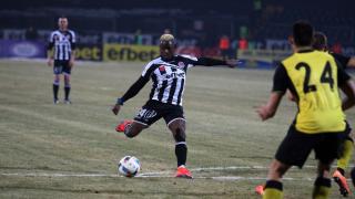 Юлис Ндонг пред ТОПСПОРТ: Надявам се Славия да ми помогне за трансфер в голям отбор