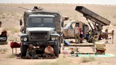 """""""Ислямска държава"""" е прогонена от 90 на сто от територията на Ракка"""