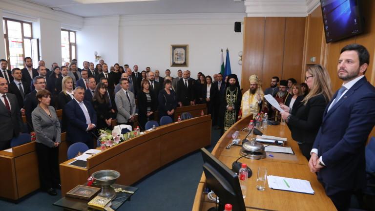 Съдът потвърди избора на общинските съветници в София