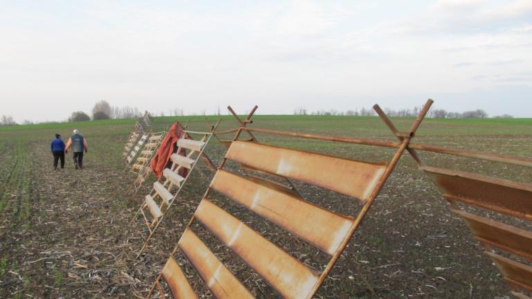 Никой в България не притежава над 500 хил. дка земеделска земя