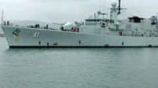 Наш кораб спаси грузински рибари