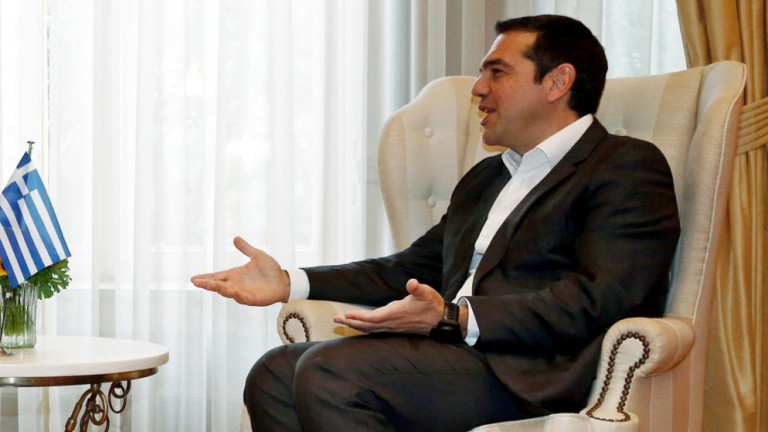 Ципрас иска да превръща Гърция в енергиен център на среща с Путин