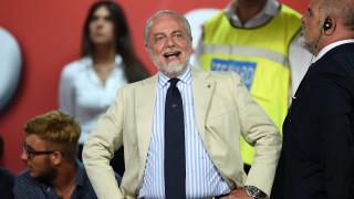 Босът на Наполи твърди: Ливърпул и Рома имат един и същ собственик
