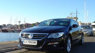 Новият Passat CC вече и в България