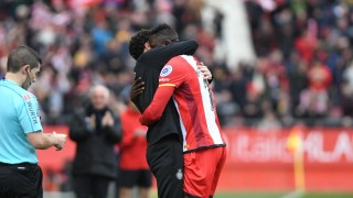 Жирона унижи последния в Ла Лига