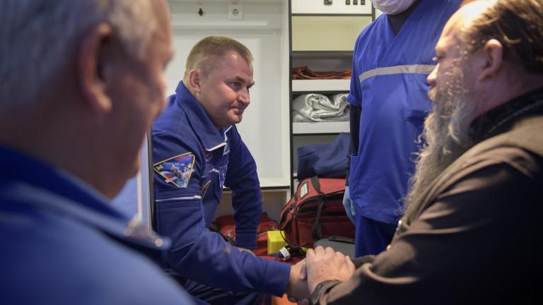 Руският космонавт Алексей Овчинин коментираизвънредното кацане през миналата седмица, отбелязвайки,