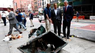 Бомбите в Ню Йорк подобни като тези в Бостън през 2013 г.