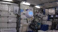 CIMON - новият член на Международната космическа станция