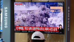 Взривената сграда в Северна Корея: вик за помощ за най-лошата икономиката от 1997 г.?
