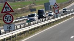 Две ленти за Бургас ще има в петък при 20-ти км край Вакарел