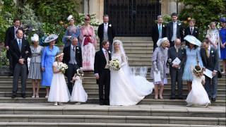 Трета кралска сватба само за година