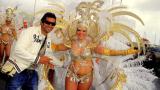 Цецо Елвиса кърши с голи мацки в Тенерифе