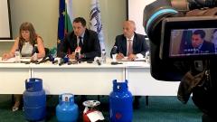 Препълнени газови бутилки най-често избухват, уверяват от ДАМТН