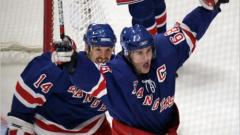 Ягър влезе в историята като най-възрастният състезател с гол в НХЛ
