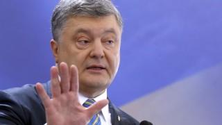 Украйна обвини Русия, че е хакнала сайта на Порошенко
