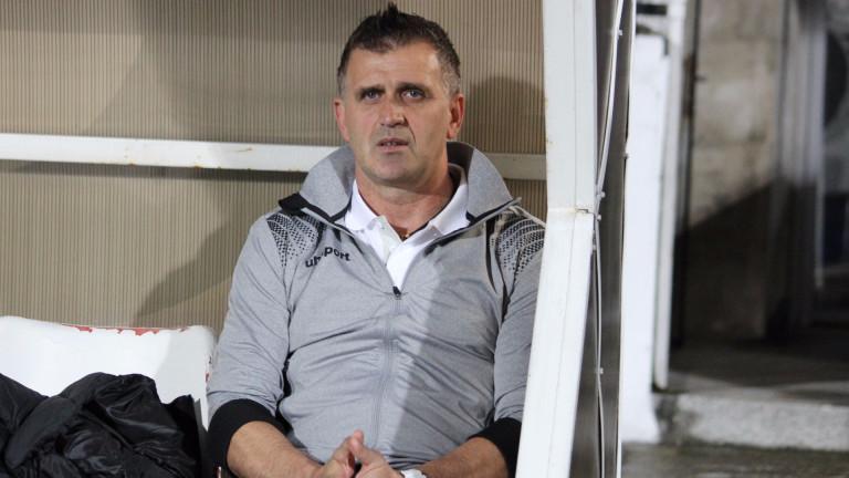 Бруно Акрапович към освободени от Локо (Пд): Успех в живота!
