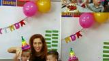 Дъщеричката на Дарко и Ромина Тасевски празнува в Тайланд